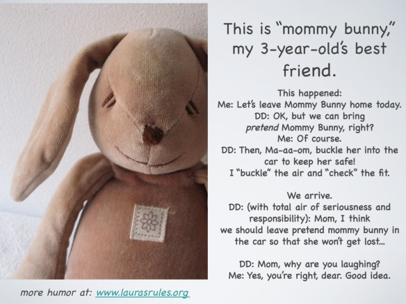 Mommy bunny
